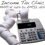 Need Help with Your Income Taxes?