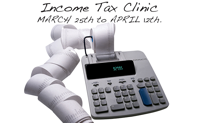 CSSP - Help with Income Taxes